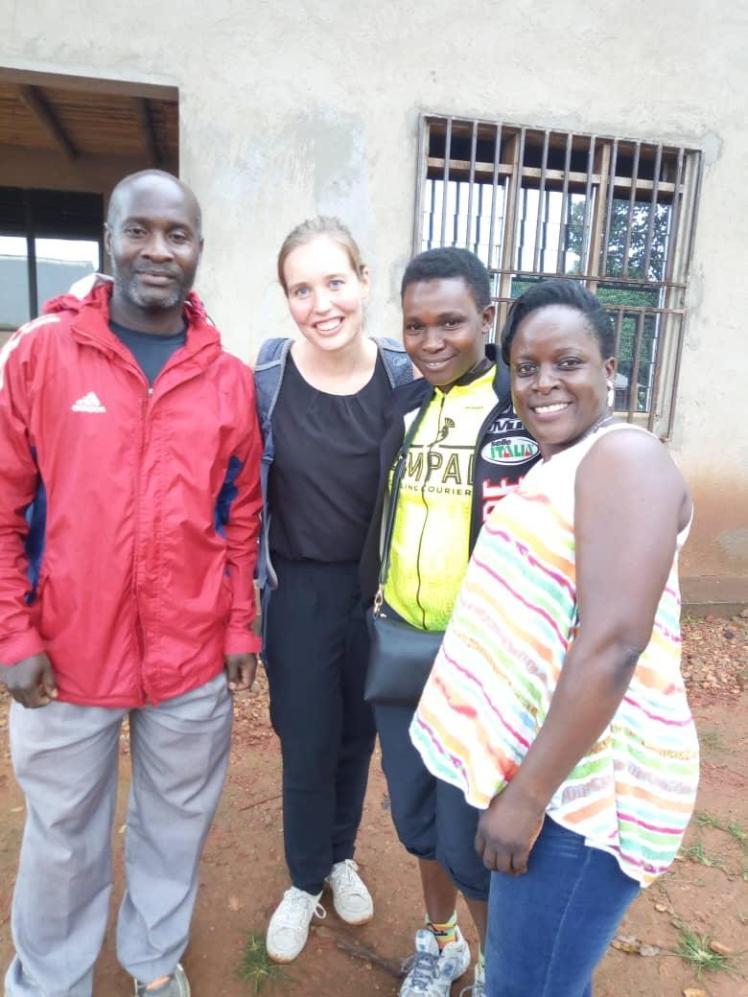 Netwerk_Studiereis Anne Uganda